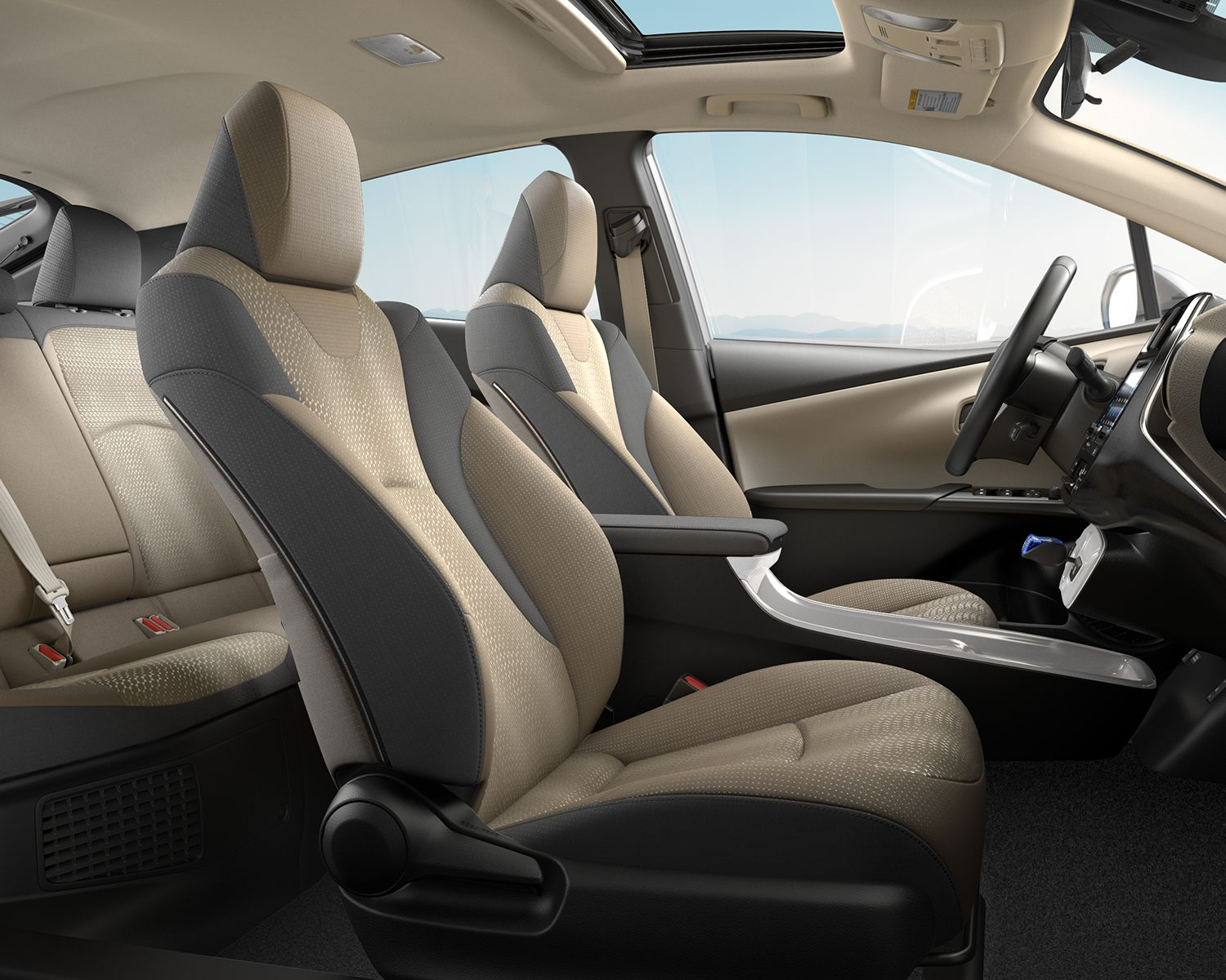toyota-2018-prius-technology-interior-seating-harvest-beige-l