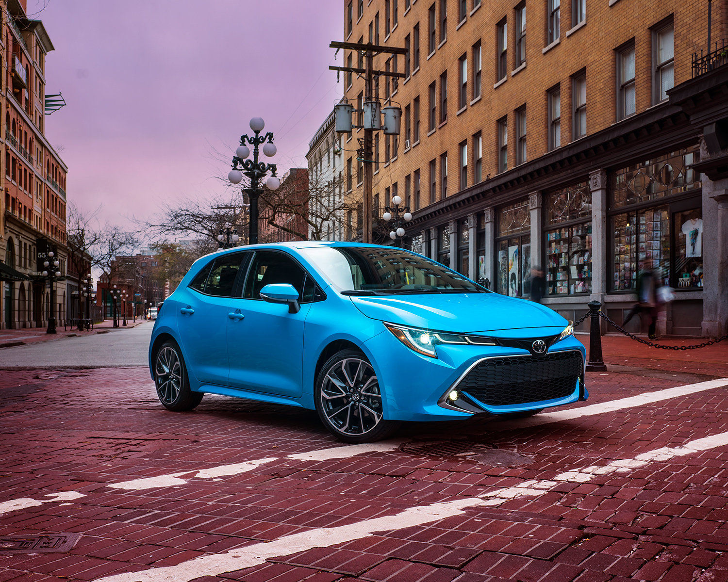 Toyota Of New Orleans >> 2019 Corolla Hatchback   Orleans Toyota