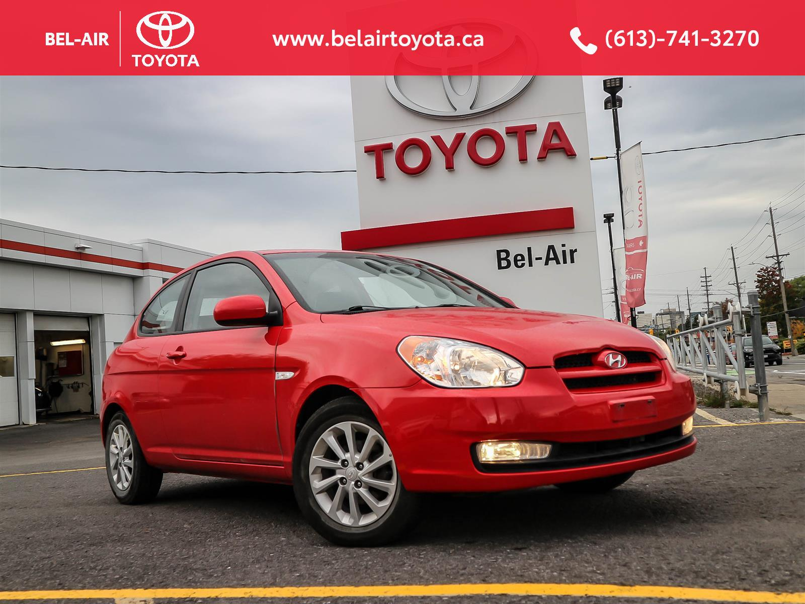 2010 Hyundai Accent at Orleans Toyota